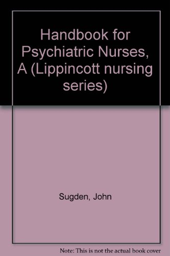 9780063183490: Handbk for Psychiatric Nurs