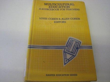 Multicultural Education: Louis Cohen, Alan Cohen