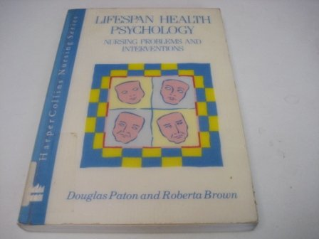 9780063184459: Lifespan Health Psychology