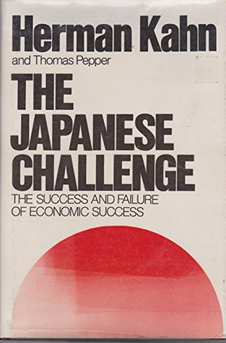 9780063370029: Japanese Challenge: The Success and Failure of Economic Success