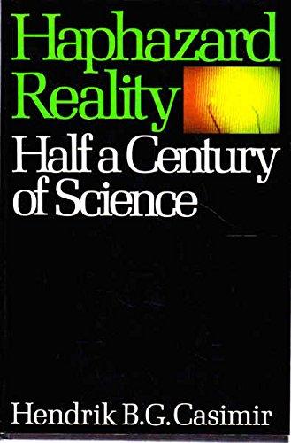 9780063370319: Haphazard Reality: Half a Century of Science