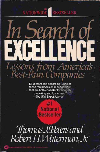 9780063380028: In Search Of Excellence - Lessons From America's Best-run Companies
