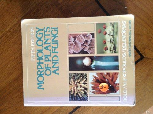 9780063501973: Morphology of Plants and Fungi