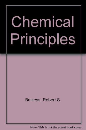 9780063502017: Chemical Principles