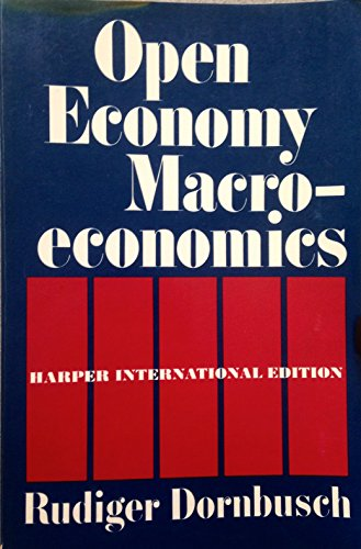 9780063502796: Open Economy Macroeconomics