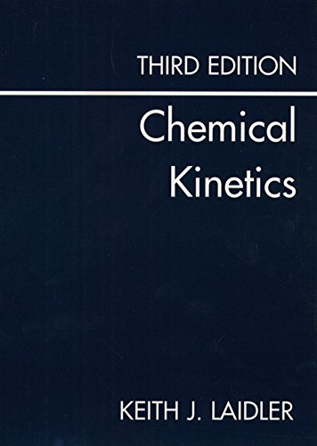 9780063504318: Chemical Kinetics 3/E