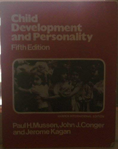 9780063505339: Child Development and Personality