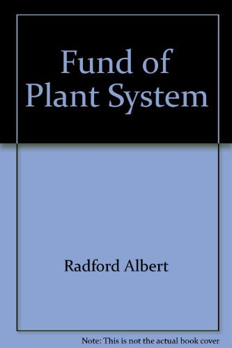 9780063505940: Fund of Plant System