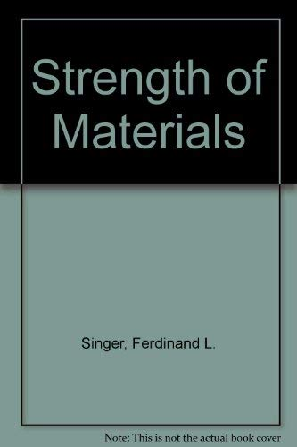 9780063505995: Strength of Materials