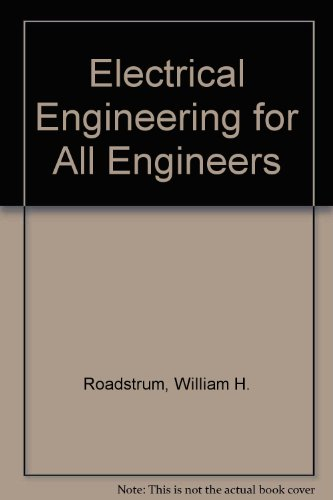 9780063506114: Electrical Engineering for All Engineers