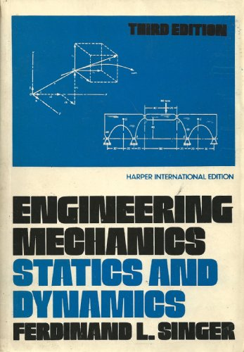 9780063506619: Engineering Mechanics Statics and Dynamics, Third Edition