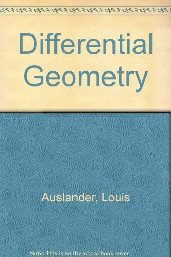 9780063560031: Differential Geometry