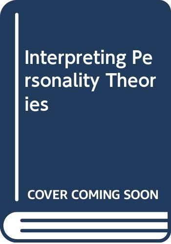 9780063560659: Interpreting Personality Theories