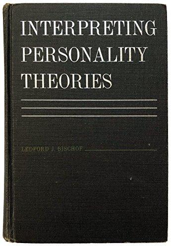 9780063560666: Interpreting Personality Theories