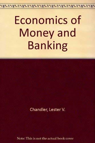 9780063561120: Economics of Money and Banking