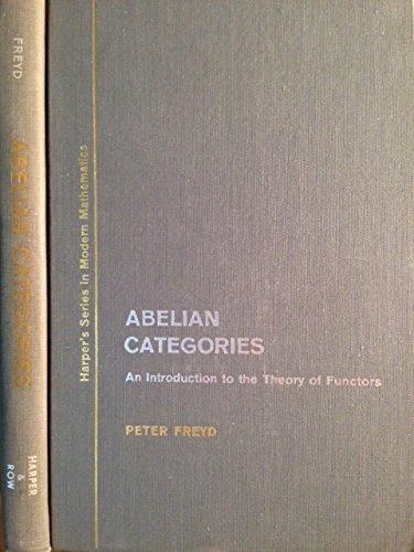 9780063561731: Abelian Categories