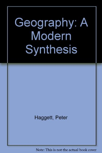 9780063561977: Geography: A Modern Synthesis