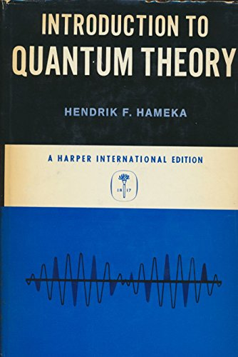 9780063561991: Introduction to Quantum Theory