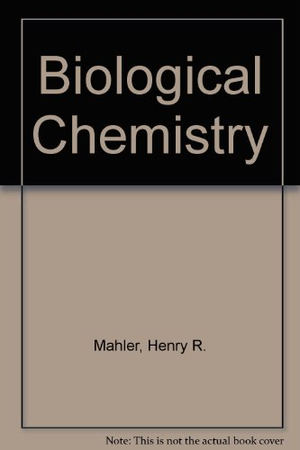 9780063562967: Biological Chemistry