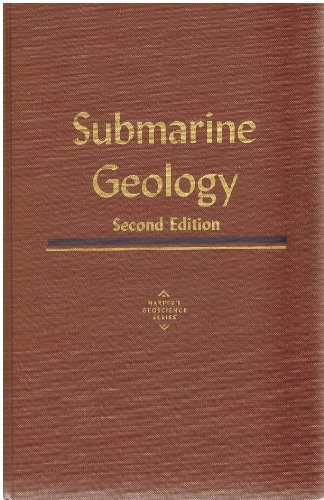 9780063564725: Submarine Geology