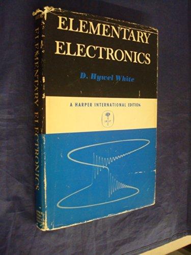 9780063565425: Elementary Electronics