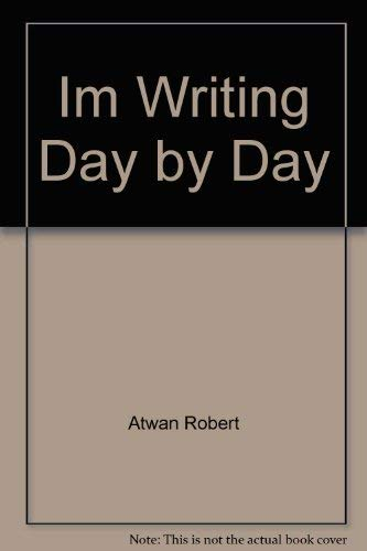 9780063602823: Im Writing Day by Day