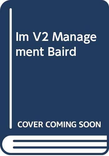 9780063603578: Im 2 Management