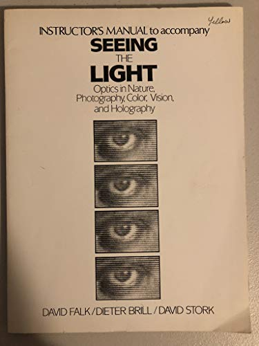 9780063619784: Instructor's Manual for Seeing the Light