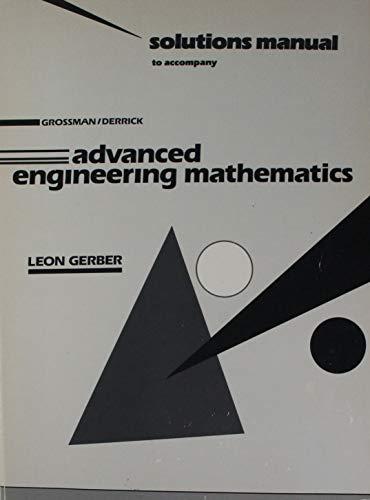 9780063625365: Slmn Adv Engineer Maths Gross