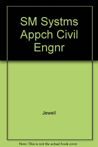 9780063633506: SM Systms Appch Civil Engnr