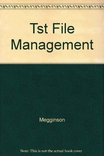 9780063642485: Tst File Management