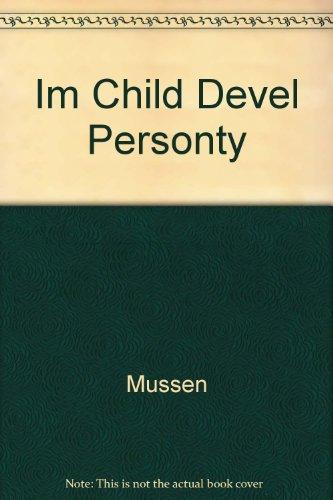9780063646858: Im Child Devel Personty