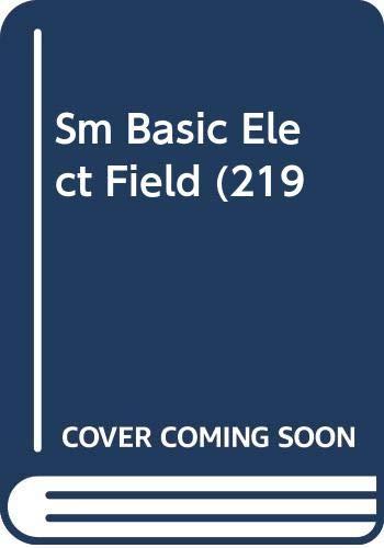 9780063647350: Sm Basic Elect Field (219