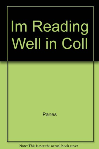 9780063649781: Im Reading Well in Coll