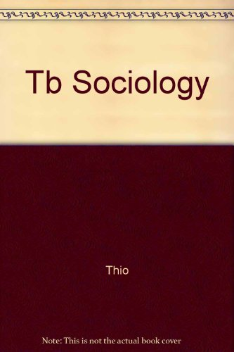 9780063665026: Tb Sociology