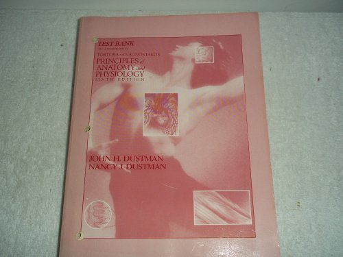 9780063667006: Anatomy Physiology 6e Test Bank