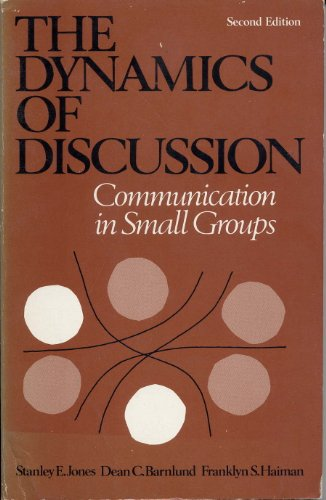 9780063804388: The Dynamics of Discussion: Communication in Small Groups