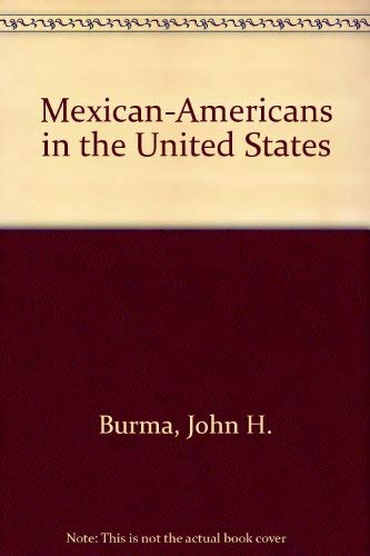 9780063812208: Mexican-Americans in the United States