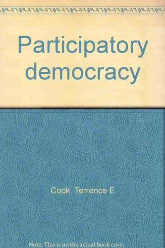 9780063825178: Participatory democracy
