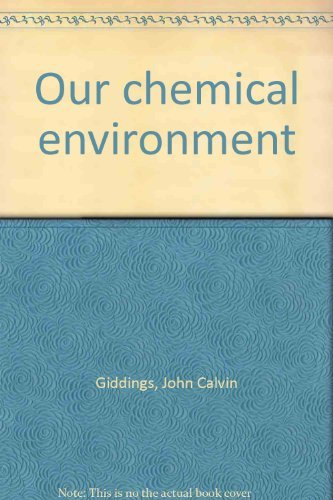 9780063827912: Our chemical environment,