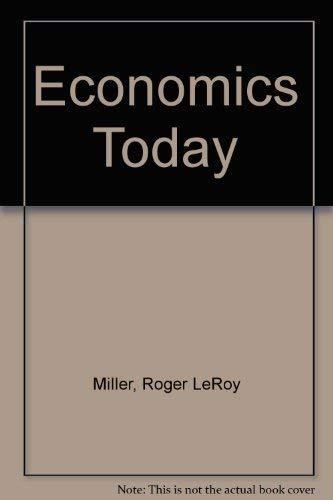 9780063854499: Economics today