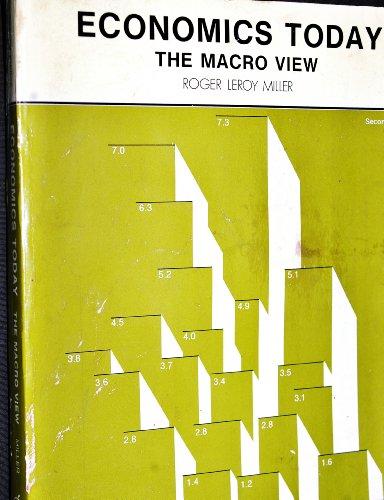 9780063854604: Economics Today: Macro View
