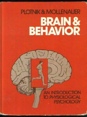 9780063868083: Brain & behavior: An introduction to physiological psychology