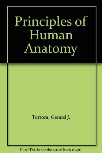 9780063887756: Principles of Human Anatomy