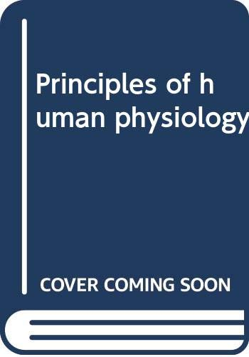 9780063887763: Principles of human physiology