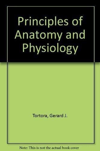 gerard tortora - principles anatomy physiology - AbeBooks