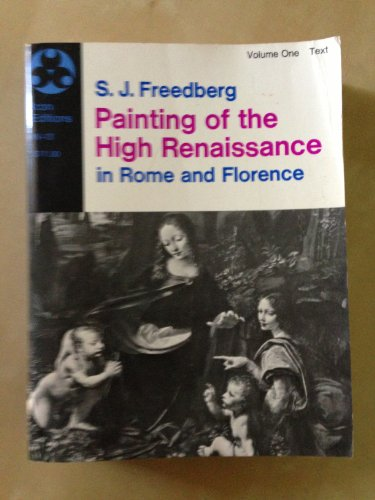 9780064300131: Painting of the High Renaissance in Rome and Florence
