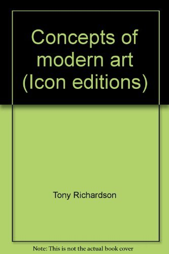 9780064300414: Concepts of Modern Art