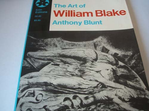 9780064300452: The Art of William Blake (Bampton lectures in America)
