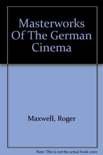 9780064300476: Masterworks of the German Cinema: The Golem - Nosferatu - M -The Threepenny Opera (Icon Editions)